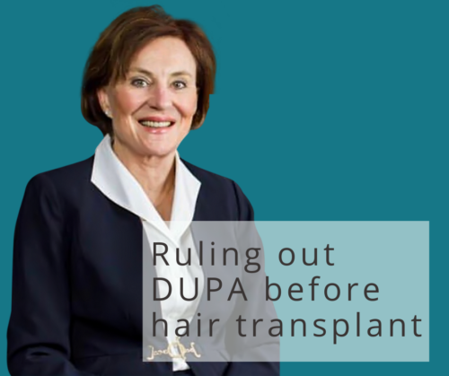 Martinick-Hair-Ruling out DUPA-Diffused Unpatterned Alopecia