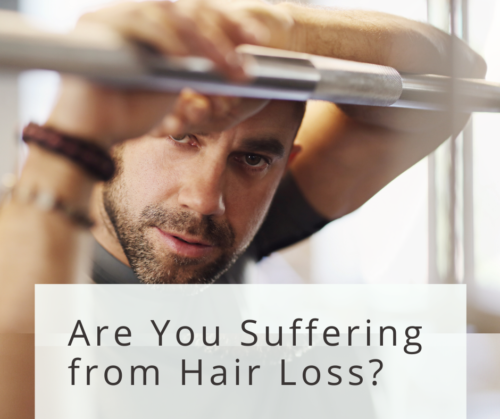 Are you suffering from hair loss